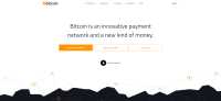 The official site of the Bitcoin cryptocurrency