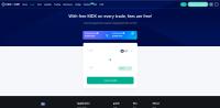 MDEX cryptocurrencies SWAP