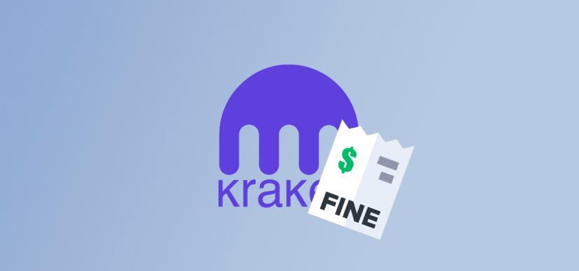 U.S. authorities fined Kraken exchange $1.25 million